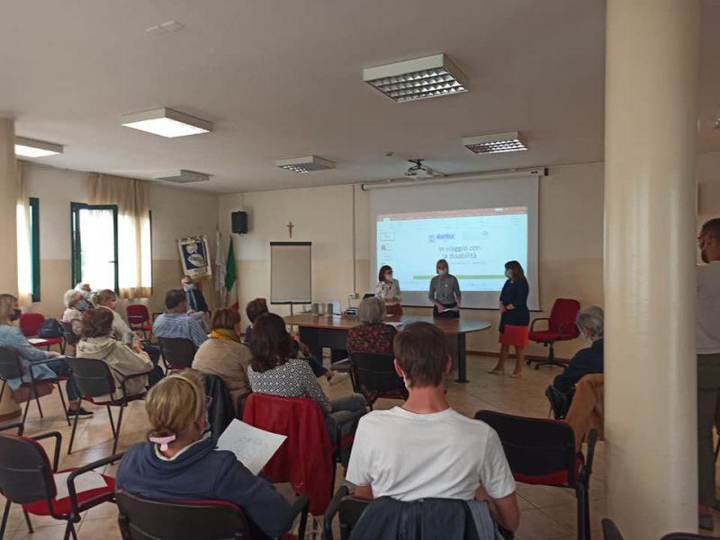 In viaggio con la disabilità: ciclo di incontri per le famiglie di Anffas Onlus Padova